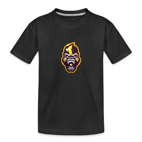 GORILLA - Toddler Premium Organic T-Shirt