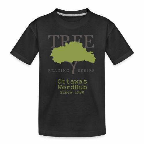 Tree Reading Swag - Toddler Premium Organic T-Shirt