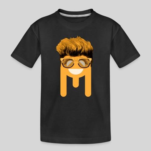 ALIENS WITH WIGS - #TeamDo - Toddler Premium Organic T-Shirt