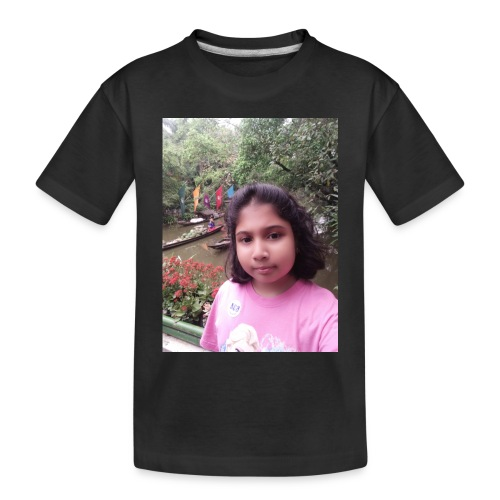 Tanisha - Toddler Premium Organic T-Shirt