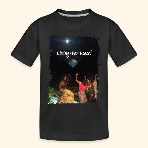 Lvg4Pce2 - Toddler Premium Organic T-Shirt