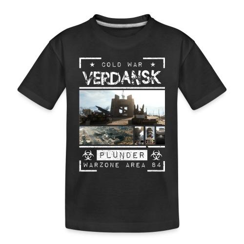 Verdansk Plunder - Toddler Premium Organic T-Shirt