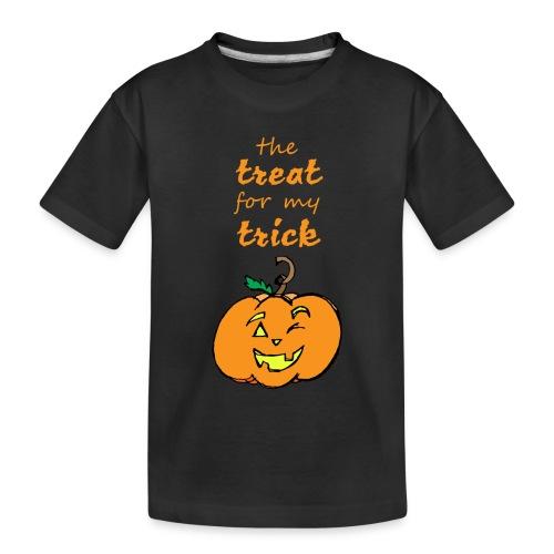 Trick or Treat Maternity - Toddler Premium Organic T-Shirt