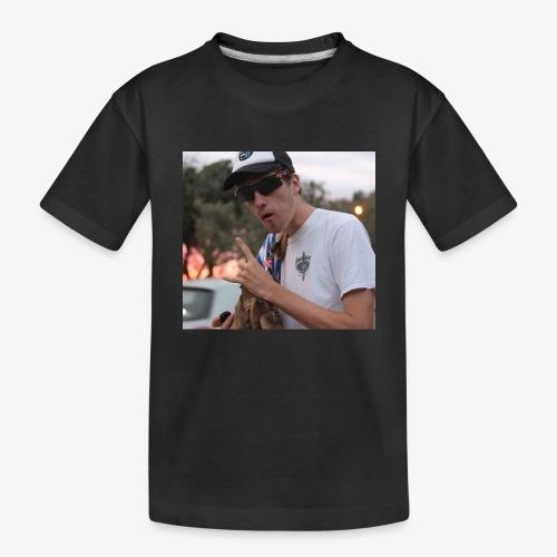 big man - Toddler Premium Organic T-Shirt