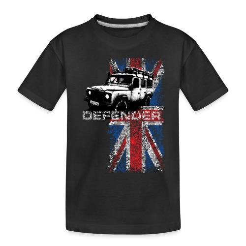 Land Rover Defender - AUTONAUT.com - Toddler Premium Organic T-Shirt