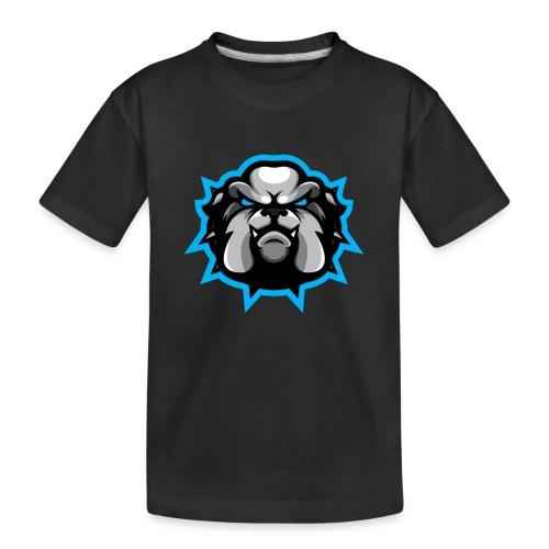 Exodus Stamp - Toddler Premium Organic T-Shirt