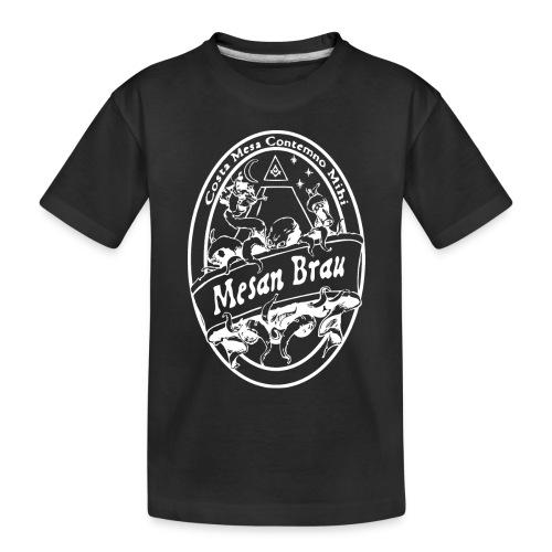 mesanbraucthsingle - Toddler Premium Organic T-Shirt