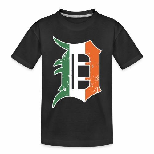 IRISH D - Toddler Premium Organic T-Shirt