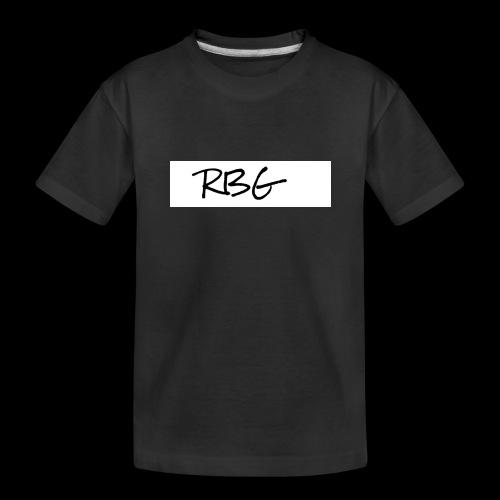 RBG - Toddler Premium Organic T-Shirt