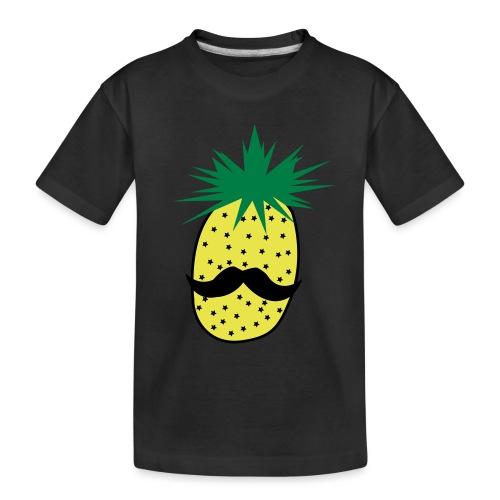 LUPI Pineapple - Toddler Premium Organic T-Shirt