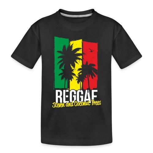 reggae - Toddler Premium Organic T-Shirt