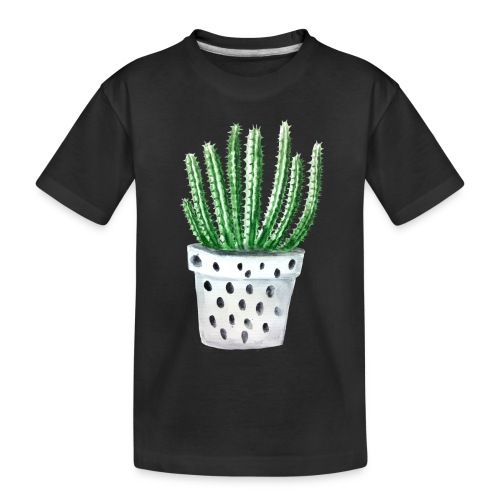 Cactus - Toddler Premium Organic T-Shirt