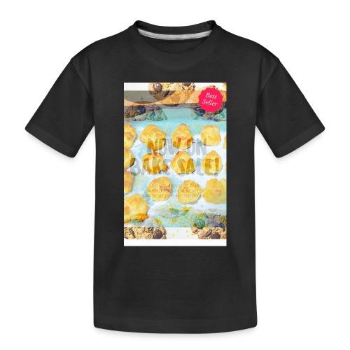 Best seller bake sale! - Toddler Premium Organic T-Shirt