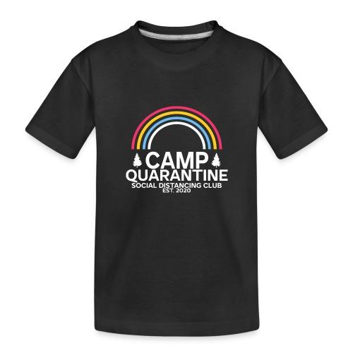 Antisocial Camp - Toddler Premium Organic T-Shirt
