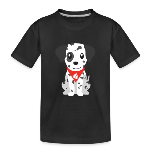 Sparky the FHIR Dog - Children's Merchandise - Toddler Premium Organic T-Shirt