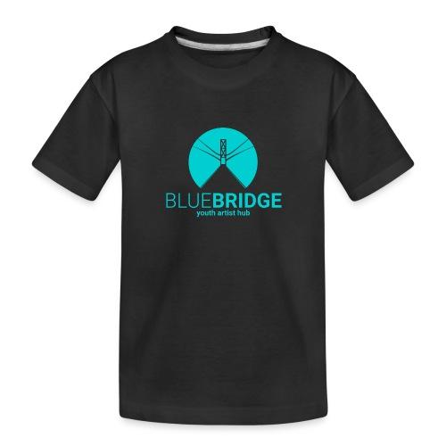 Blue Bridge - Toddler Premium Organic T-Shirt