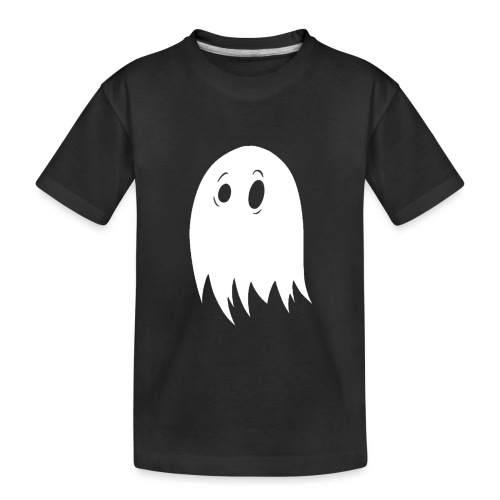 Classic Booky Ghost - Toddler Premium Organic T-Shirt