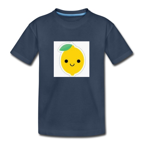 Lemon Squeeze - Toddler Premium Organic T-Shirt