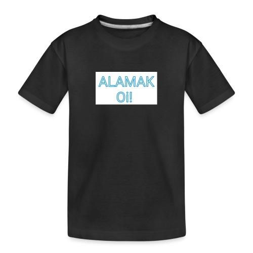 ALAMAK Oi! - Toddler Premium Organic T-Shirt