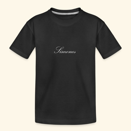 Simonos - Toddler Premium Organic T-Shirt