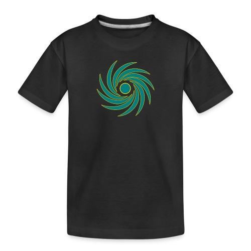 Whirl - Toddler Premium Organic T-Shirt