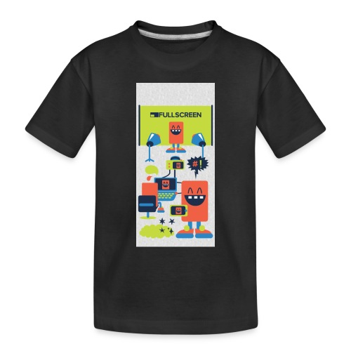 iphone5screenbots - Toddler Premium Organic T-Shirt