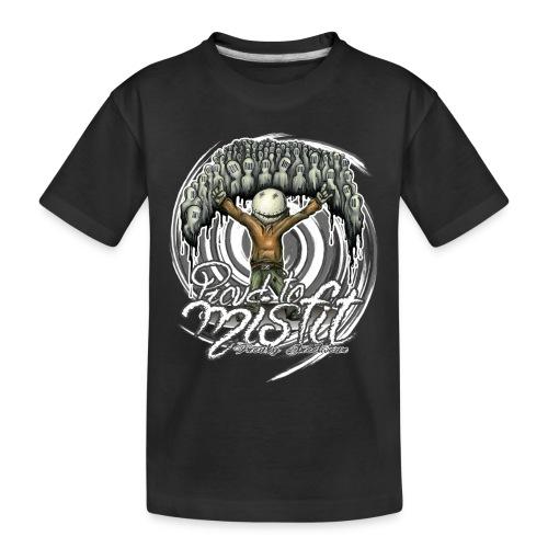 proud to misfit - Toddler Premium Organic T-Shirt
