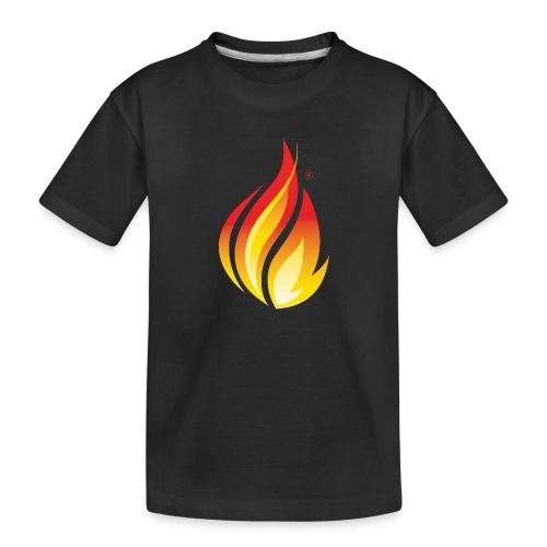 HL7 FHIR Flame Logo - Toddler Premium Organic T-Shirt