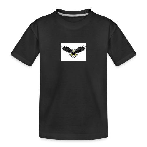 Eagle by monster-gaming - Toddler Premium Organic T-Shirt