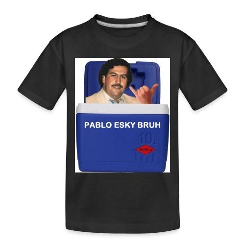 Pablo Esky Bruh - Toddler Premium Organic T-Shirt