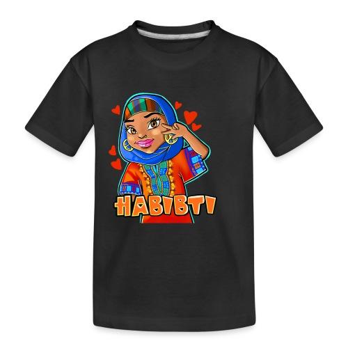 Habibti - Toddler Premium Organic T-Shirt