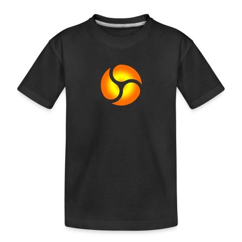 triskele harmony - Toddler Premium Organic T-Shirt