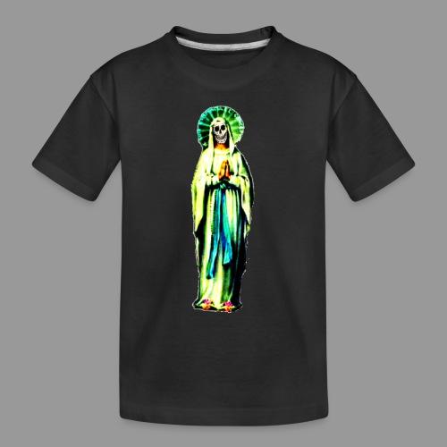 Cult Of Santa Muerte - Toddler Premium Organic T-Shirt