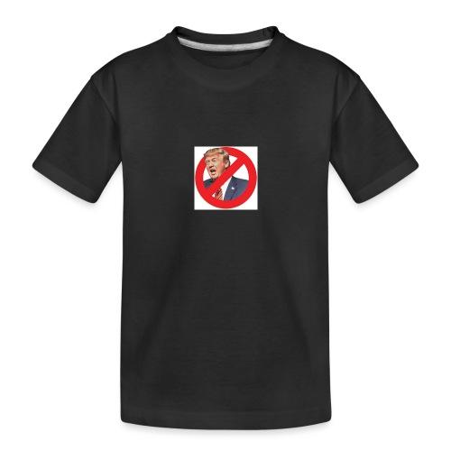 blog stop trump - Toddler Premium Organic T-Shirt