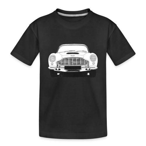 aston martin - Toddler Premium Organic T-Shirt