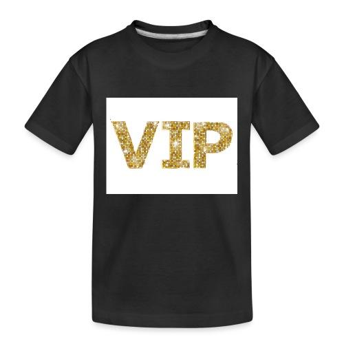VIP for codesmashers - Toddler Premium Organic T-Shirt