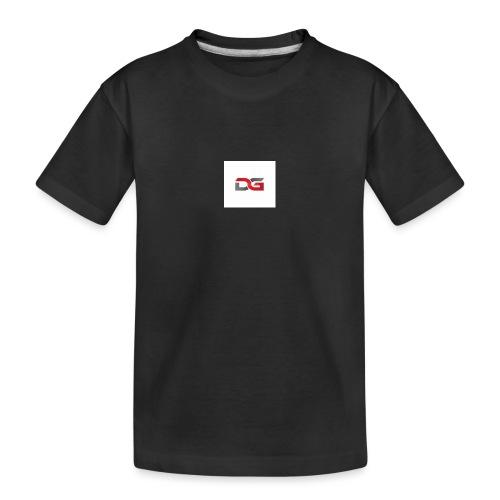 DGHW2 - Toddler Premium Organic T-Shirt