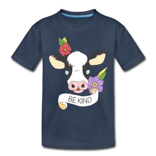 Be kind - Toddler Premium Organic T-Shirt