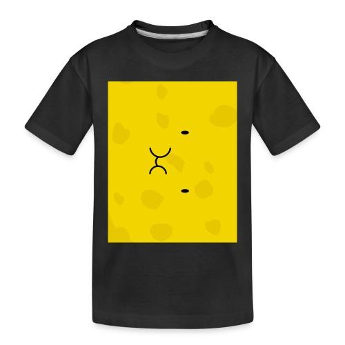 Spongy Case 5x4 - Toddler Premium Organic T-Shirt