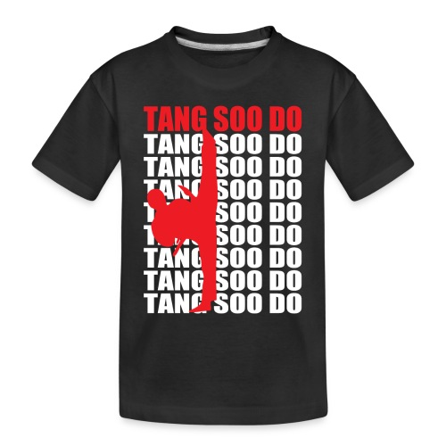 Tang Soo Do - Toddler Premium Organic T-Shirt