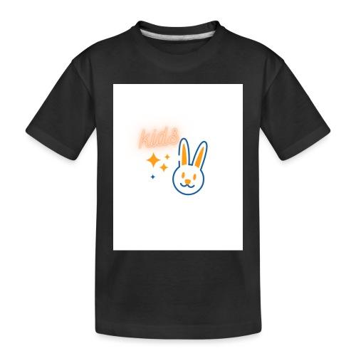 kids - Toddler Premium Organic T-Shirt