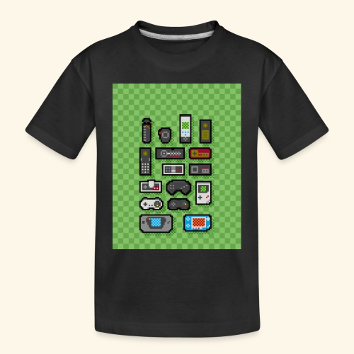 controller handy - Toddler Premium Organic T-Shirt