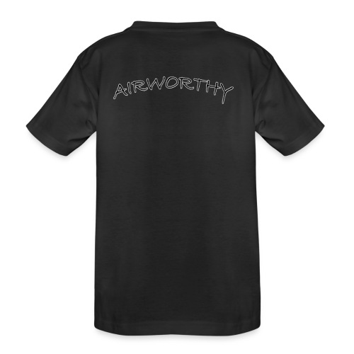 Airworthy T-Shirt Treasure - Toddler Premium Organic T-Shirt