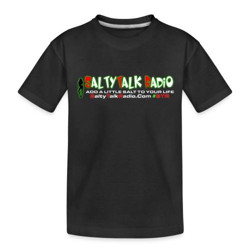 str front png - Toddler Premium Organic T-Shirt