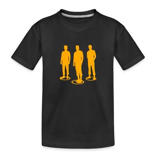 Pathos Ethos Logos 2of2 - Toddler Premium Organic T-Shirt