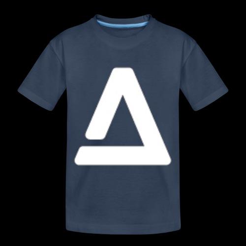 logo - Toddler Premium Organic T-Shirt