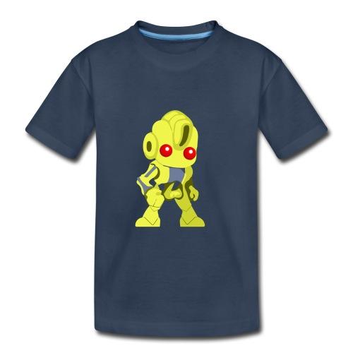 Ex17 Moringa Mens - Toddler Premium Organic T-Shirt