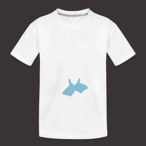 Boobies_Logo_png - Toddler Premium Organic T-Shirt