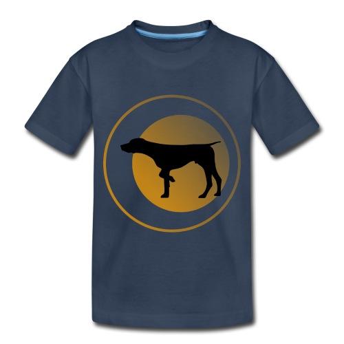 German Shorthaired Pointer - Toddler Premium Organic T-Shirt