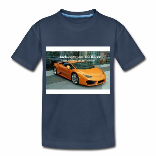 The jackson merch - Toddler Premium Organic T-Shirt